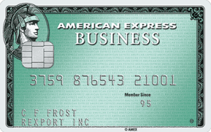 Knab AMEX Business Green Card