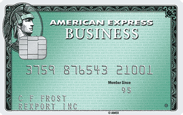 AMEX Business Green Card