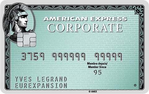 American Express Corporate | Creditcard.nl