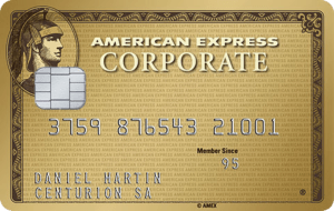 American Express Corporate Gold