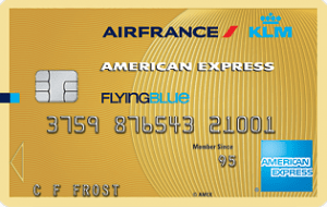 american express flying blue card
