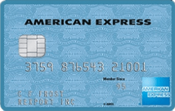 American Express Business Entry Card