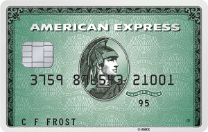 Knab AMEX Green Card