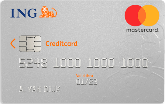 ing studenten creditcard | creditcard.nl