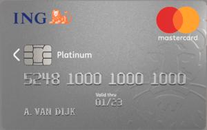 ING Platinum Card