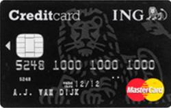 ING Studenten Creditcard