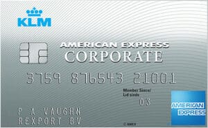KLM American Express Corporate