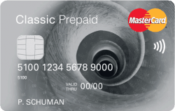 Mastercard Classic Prepaid