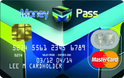MoneyPass MasterCard