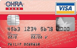 OHRA Visa Creditcard