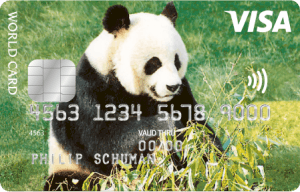 Visa World Panda Card