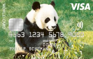 Visa World Panda Card
