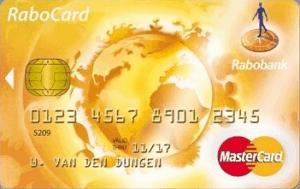 RaboCard Creditcard