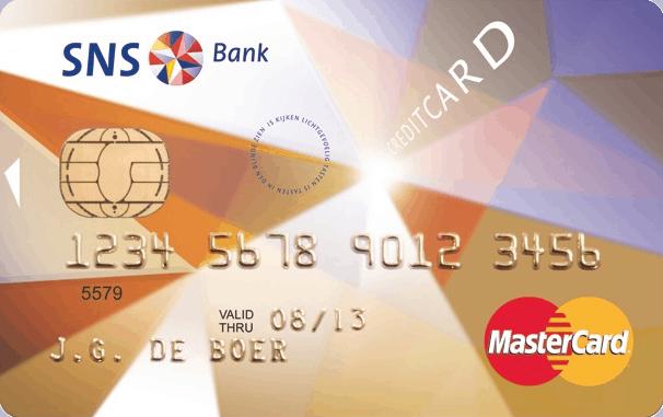 SNS Bank Creditcard