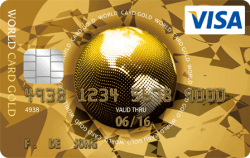 Visa World Card Gold