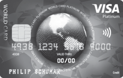 Visa World Card Platinum