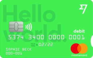 Wise Debit Mastercard