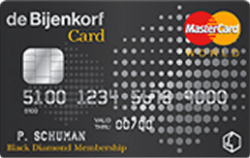 de Bijenkorf Black Diamond Card