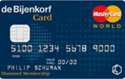 de Bijenkorf Diamond Card