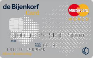 Bijenkorf Card