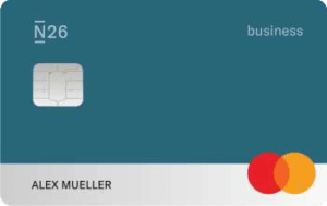 N26 Business You Mastercard